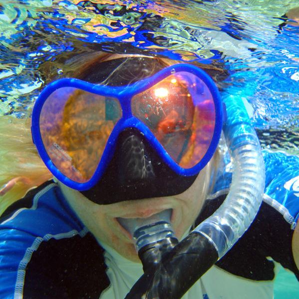 bimini island underwater temple